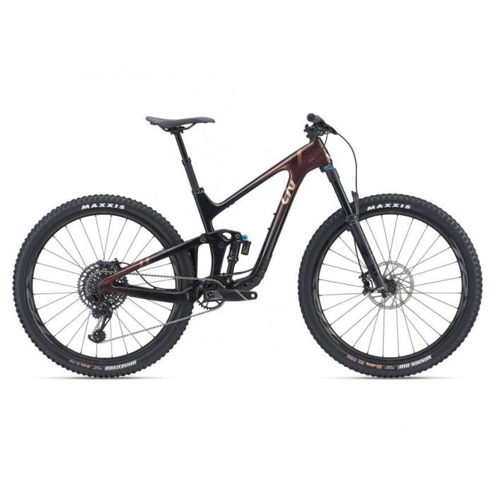 LIV Intrigue Advanced Pro 29 1 2021 Bicycle BROWN S