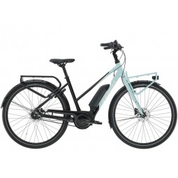 TREK District+ 2 400 Wh Stagger 2021 Bicycle GRAY S