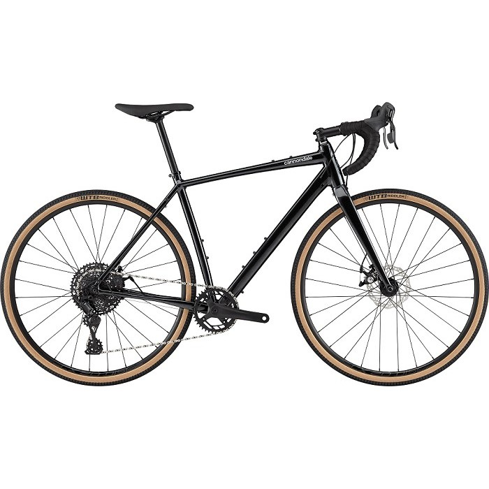 CANNONDALE Topstone 4 2021 Bicycle BLACK XS