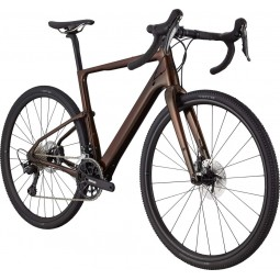 CANNONDALE Topstone Carbon 2 2022 Bicycle BROWN XL