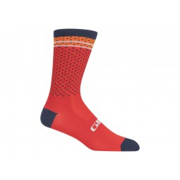 Calcetines Giro Comp Racer High Rise Red 2020 M