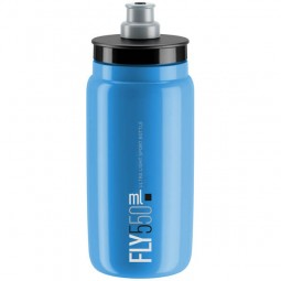 Bidón Elite Fly Azul 550Ml