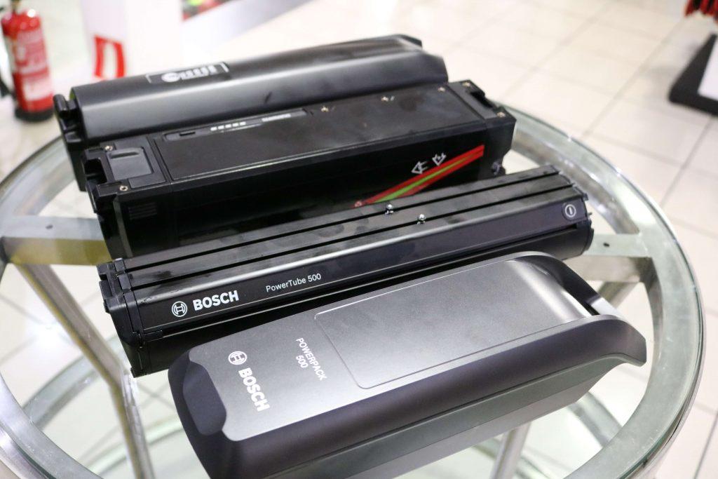 Baterías ebikes