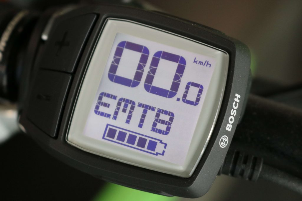 Display Bosch emtb