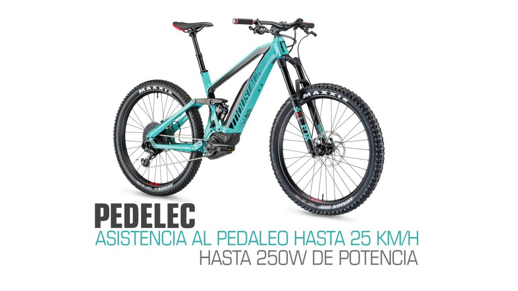 Sanferbike Pedelec bicis eléctricas