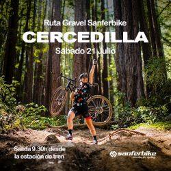 Sanferbike Ruta gravel y CX