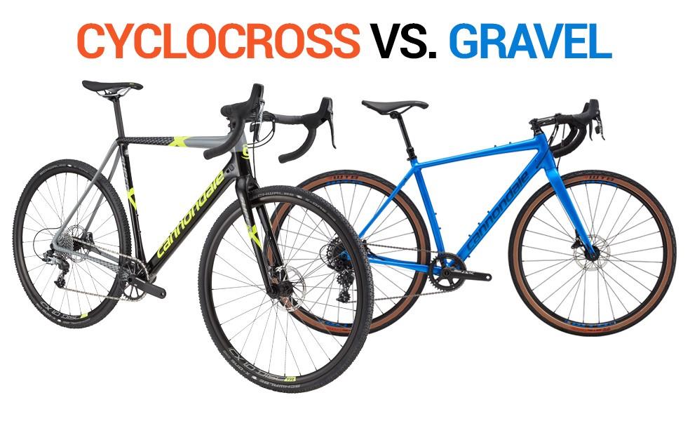 Sanferbike diferencias ciclocross y gravel