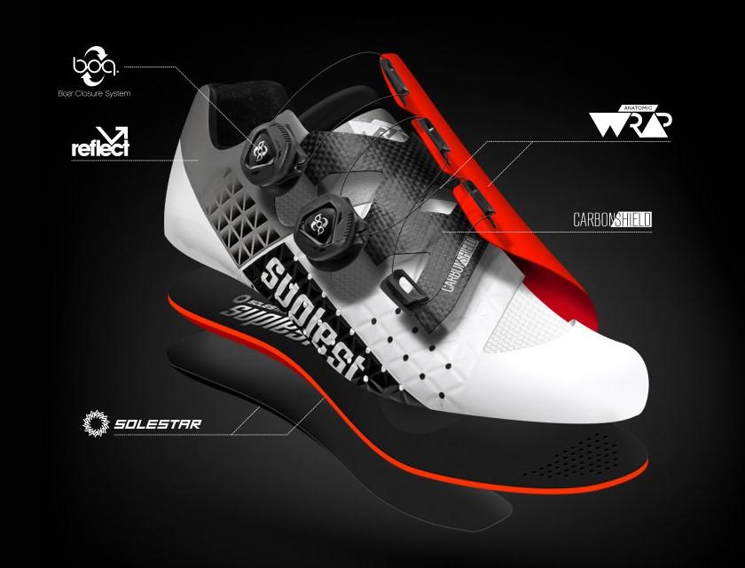 zapatillas ciclismo suplest