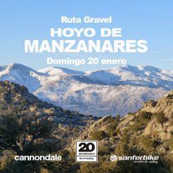Ruta gravel 20 enero