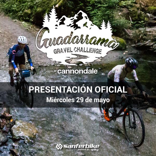 Presentación Guadarrama Gravel Challenge