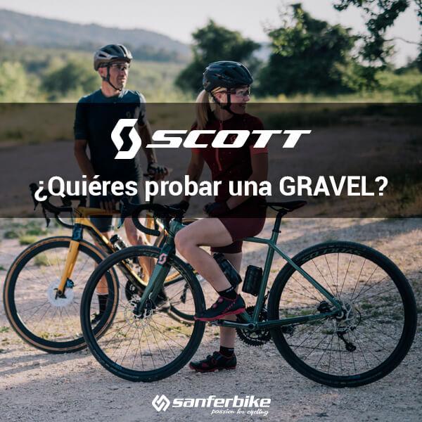 Test gravel