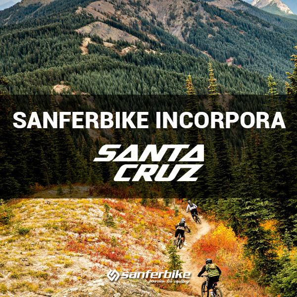 Santa Cruz en Sanferbike