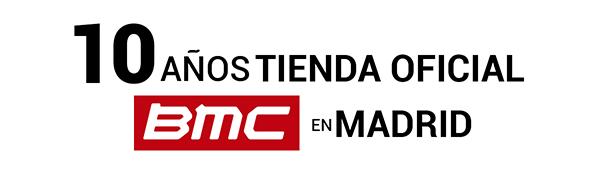 Sanferbike y BMC: 10 años juntos
