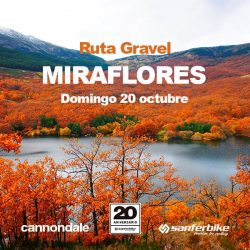 Ruta gravel Miraflores