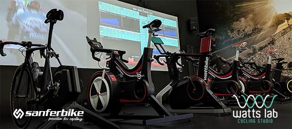 Sanferbike y Watts Lab