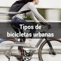 Tipos de bicicletas urbanas