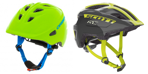 cascos para bici de niños