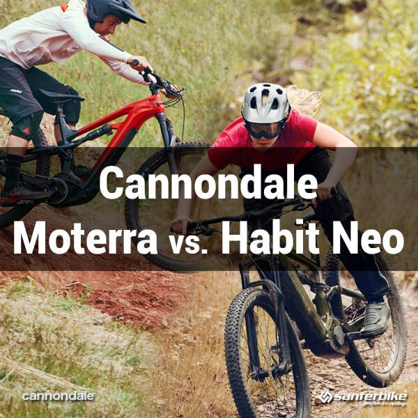 Cannondale Moterra Vs Habit Neo