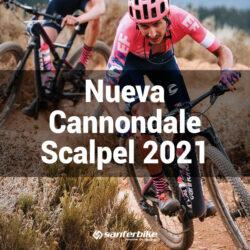 Cannondale Scalpel 2021