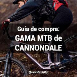 Cannondale MTB 2021