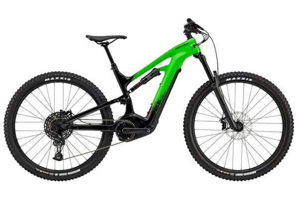 Tipos de bicis eléctricas MTB