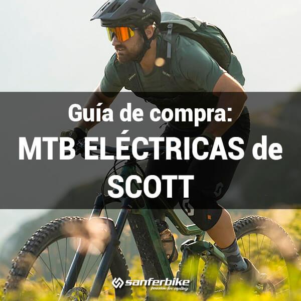 Bicicletas eléctricas Scott MTB