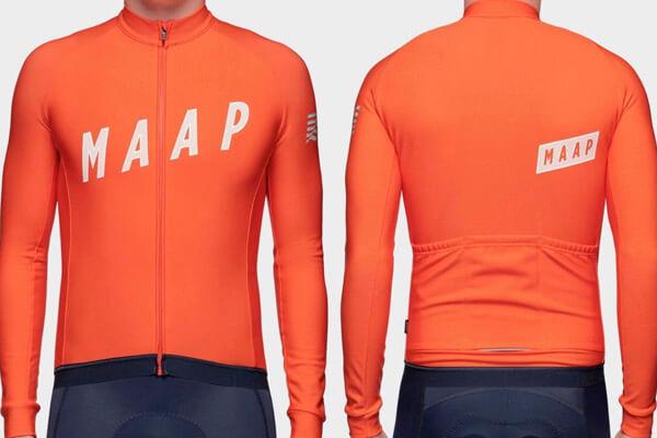 Ropa MAAP: diseño y rendimiento