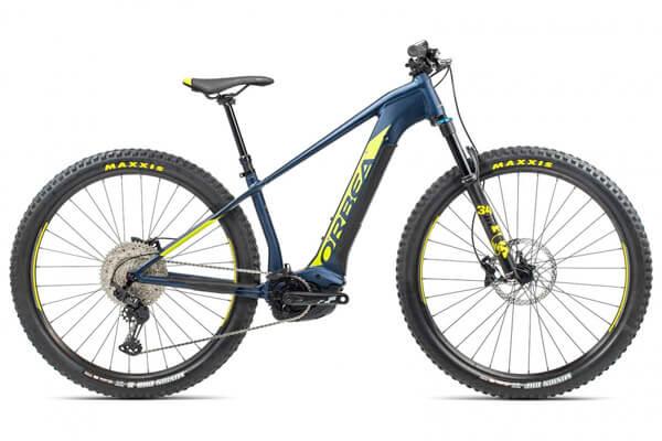 Bicicletas eléctricas de montaña Orbea