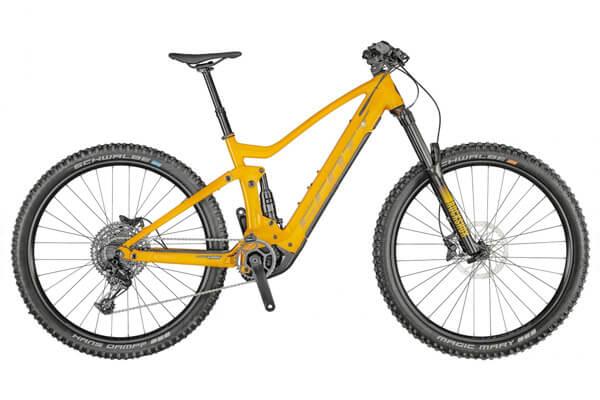 Bicicletas eléctricas de montaña Scott