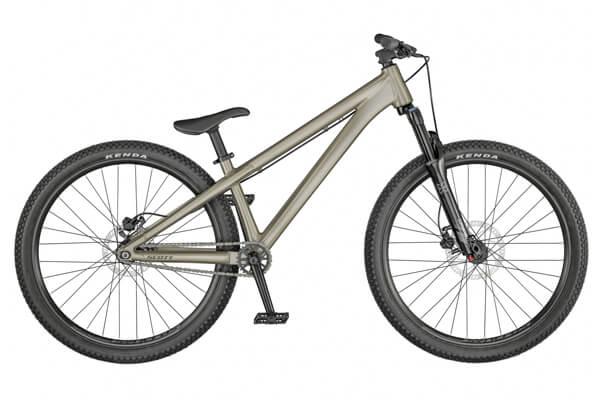 Tipos de bicicletas de MTB