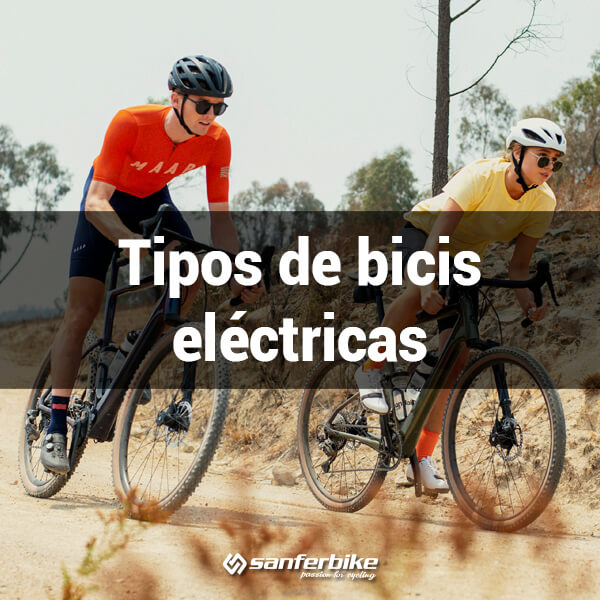 Tipos de bicis eléctricas