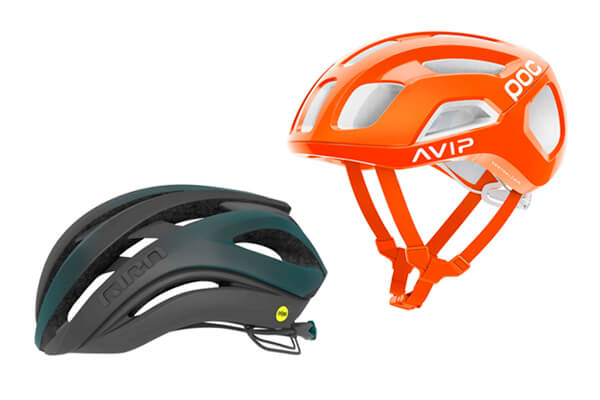 Tipos de cascos de ciclismo
