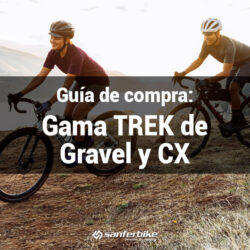 Trek gravel y CX