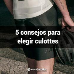 Culotte ciclismo