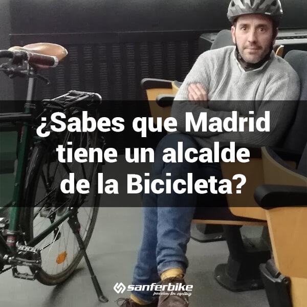 Alcalde de la bicicleta