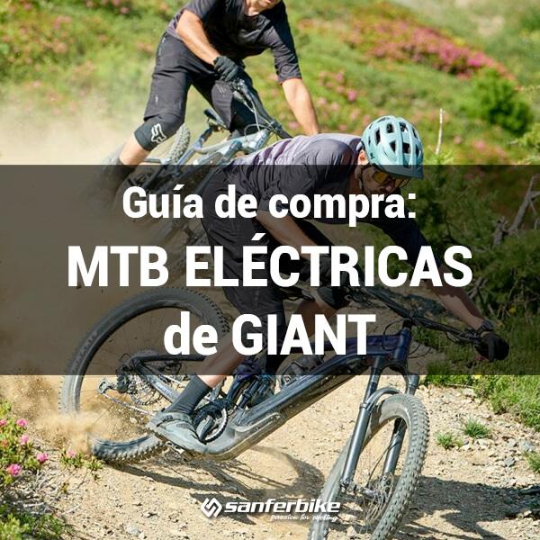Giant eléctricas de MTB