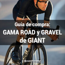 Gama road y gravel de Giant