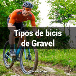 Tipos bicis gravel